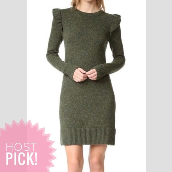58b0e594a63 ❤️HOST PICK!❤ NWOT Club Monaco Sweater Dress